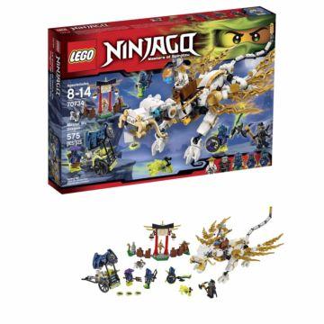 Конструктор Lego Ninjago 70734 Ниндзяго Дракон Сэнсэя Ву