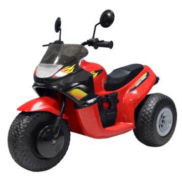 Электромотоцикл Autokinder Track Hero AK-2500 (красный)