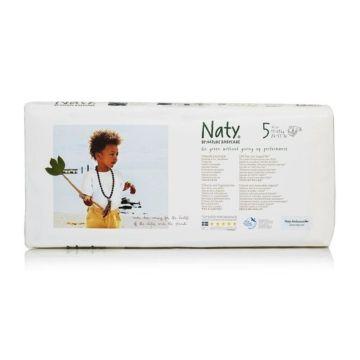 Подгузники Naty 5 (11-25 кг) 42 шт