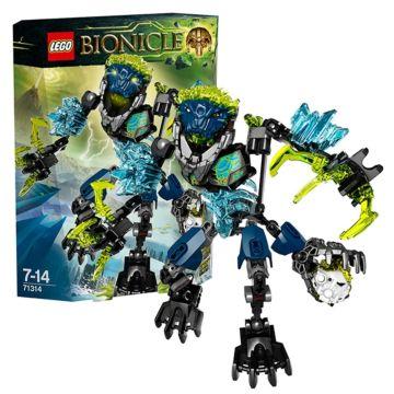 Конструктор Lego Bionicle 71314 Грозовой монстр