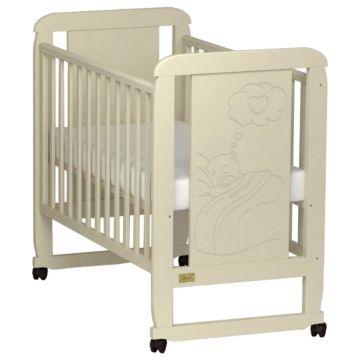 Кроватка детская Kitelli Amore (колеса-качалка)