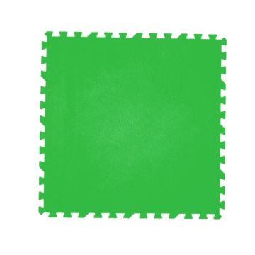 Мягкий пол Экополимеры 50*50 (зеленый)