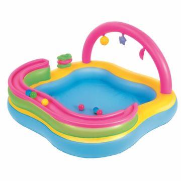 Надувной бассейн BestWay 52125BW игровой 151 л