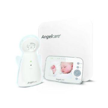 """Видеоняня AngelCare AC1300 с дисплеем 3,5"""" и монитором дыхания"""