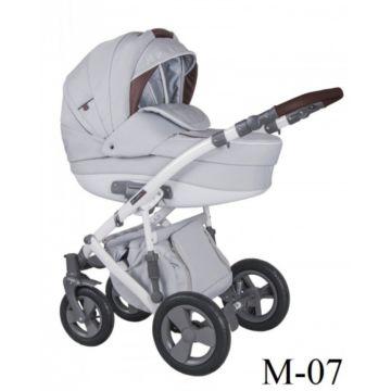 Коляска 3 в 1 Coletto Milano (M-07)