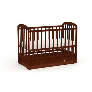 Кроватка детская Фея 328 (универсальный маятник) (Орех)
