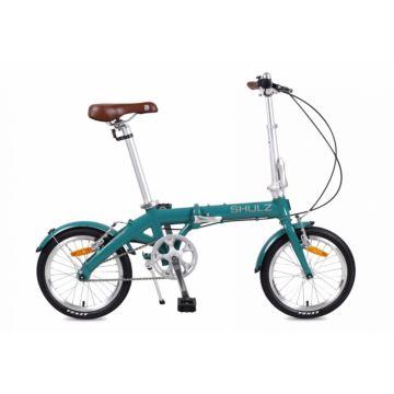 Велосипед складной Shulz Hopper (2017) бирюзовый