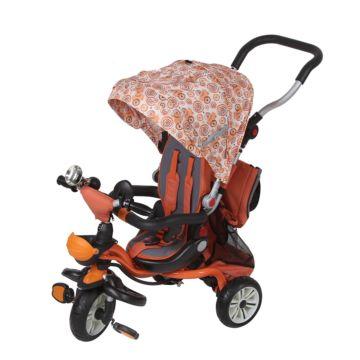 Трехколесный велосипед Mars Trike 2015 (оранжевый)