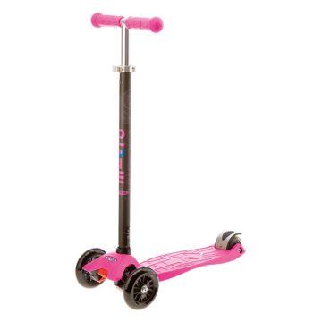Самокат Micro Maxi T-tube (розовый)