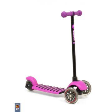 Самокат Y-bike Glider Deluxe Mini (розовый)
