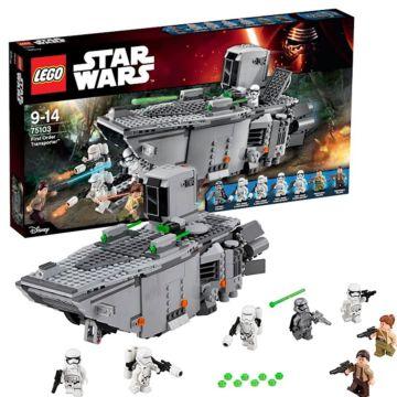 Конструктор Lego Star Wars 75103 Звездные войны Транспорт Первого Ордена