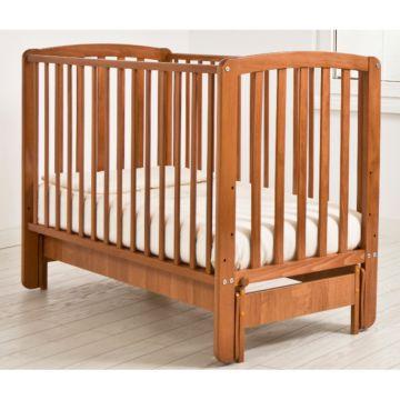 Кроватка детская Angela Bella Бьянка (продольный маятник) (вишня)