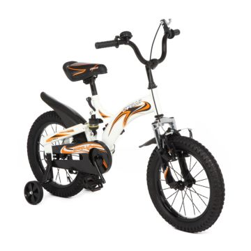 """Детский велосипед Capella 16"""" (Оранжевый)"""