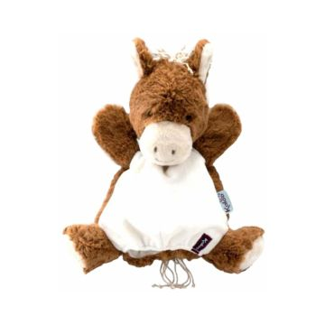 Кукла на руку-комфортер Kaloo Друзья Лошадка