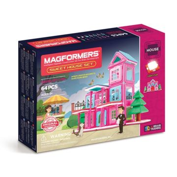 Конструктор Magformers Sweet House Set ДИСКОНТ