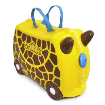 Каталка-чемодан Trunki Gerry Giraffe Жираф Джери