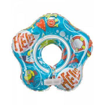 Круг для плавания Happy Baby Starky музыкальный
