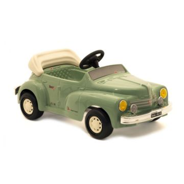 Машинка педальная Toys Toys Renault (зеленый)