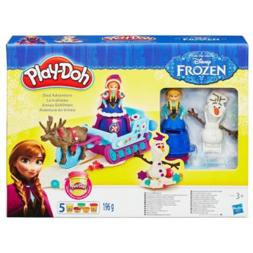 Игровой набор Play-Doh Холодное сердце
