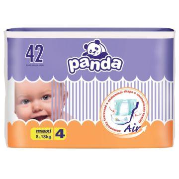 Подгузники Bella Panda Maxi (8-18 кг) 42 шт