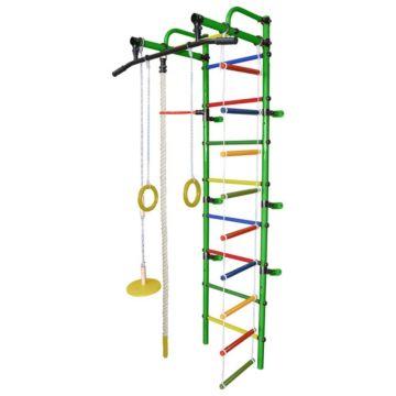 Детский спортивный комплекс Формула Здоровья Лира-1К Плюс (зеленый)