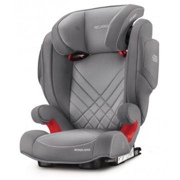 Автокресло Recaro Monza Nova 2 Seatfix 2016 Alluminium Grey