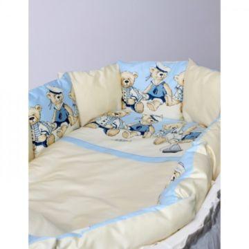 Комплект постельного белья Incanto Морячки (6 предметов, сатин)