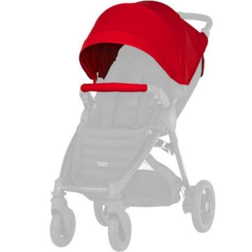 Капюшон Britax Flame Red