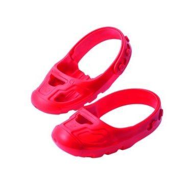 Защита обуви при катании на беговеле и каталке Smoby (красная)