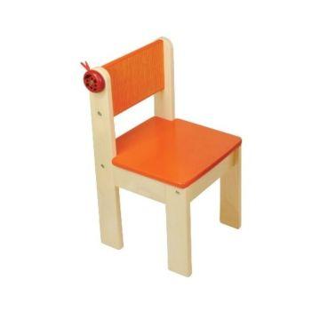 Стульчик I`m toy Детский (Оранжевый)