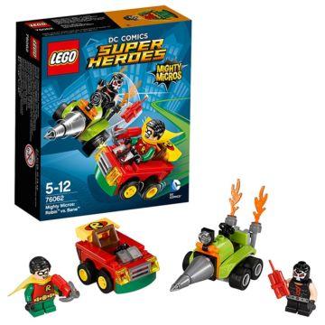 Конструктор Lego Super Heroes 76062 Супер Герои Робин против Бэйна