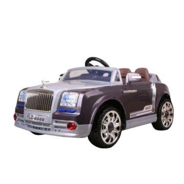 Электромобиль Bambini Elite Car (серый/grey)