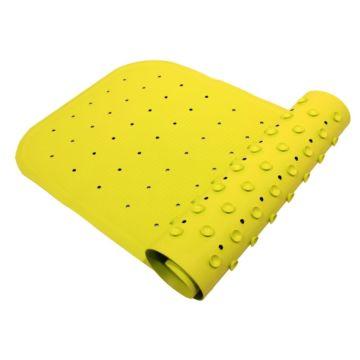 Коврик для купания Roxy Kids с отверстиями 34.5х76 см (зеленый)