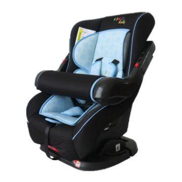 Автокресло Liko Baby LB-301 B (черный/голубой)