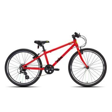 """Подростковый велосипед Frog Bikes 62 24"""" (красный)"""