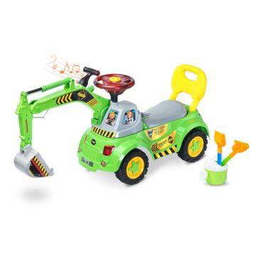 Каталка Toyz Scoop (зеленая)