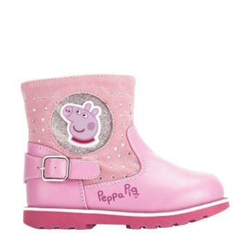Полусапоги детские Peppa Pig 6287C для девочек (розовые)