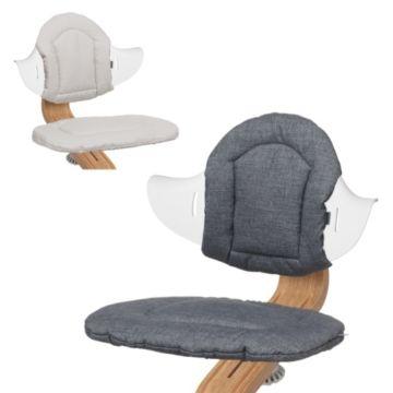 Чехол для стульчика Evomove Nomi (Серый меланж)