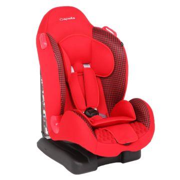 Автокресло Capella S1209 (Красный)