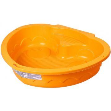 Песочница-бассейн Palplay Сердечко (Оранжевый)