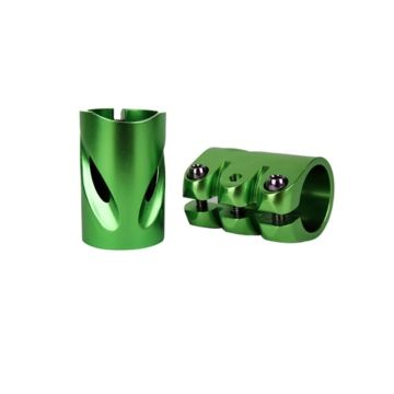 Хомут LMT 01 для трюкового самоката Limit (зеленый)
