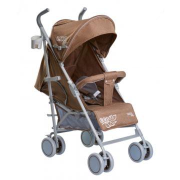 Коляска-трость Liko Baby Liko Baby BT-109 City Style eco (бежевый)