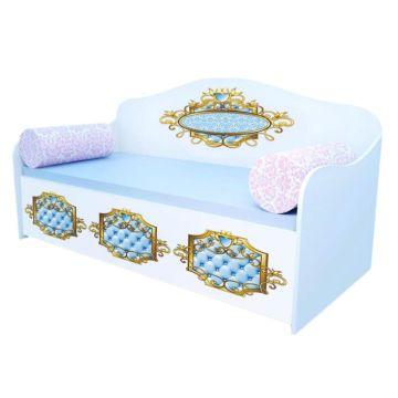 Кровать-диван Кроватка5 (Барокко)