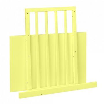 Дополнительный комплект для кроватки Nuovita Nido Magia (краска) (шартрез желтый)