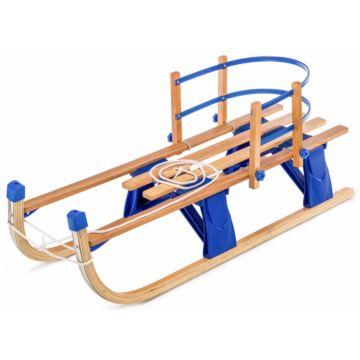 Санки деревянные Small Rider Fold Compact складные