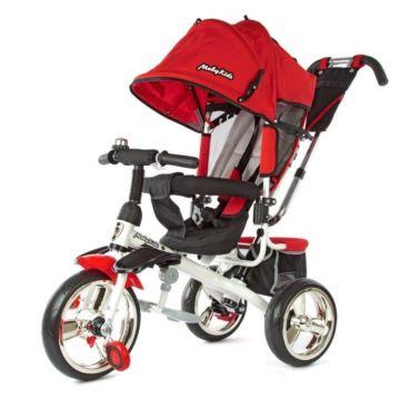 Трехколесный велосипед Moby Kids Comfort Maxi (Красный)