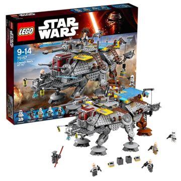 Конструктор Lego Star Wars 75157 Звездные войны Шагающий штурмовой вездеход AT-TE капитана Рекса
