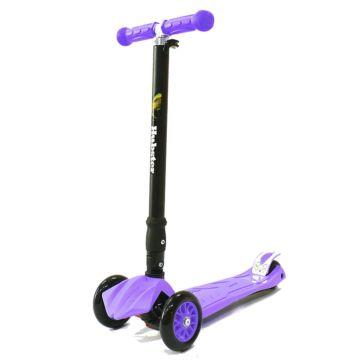 Самокат Hubster Maxi Plus (фиолетовый)
