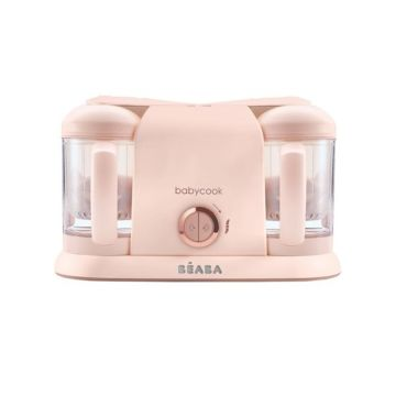 Блендер-пароварка Beaba Babycook Plus (Pink)