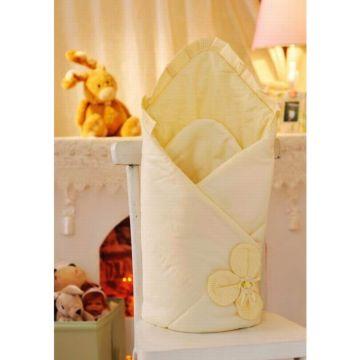 Одеяло на выписку Арго Ромашка (шампань)